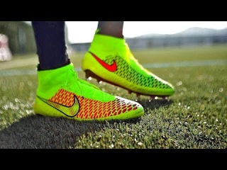 Exclusive: Nike Magista 2014 Unboxing & Hands On by freekickerz