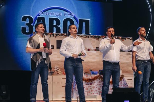 Текстовый онлайн финала Международной Лиги КВН 2019.