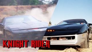 . VS . | Knight Rider