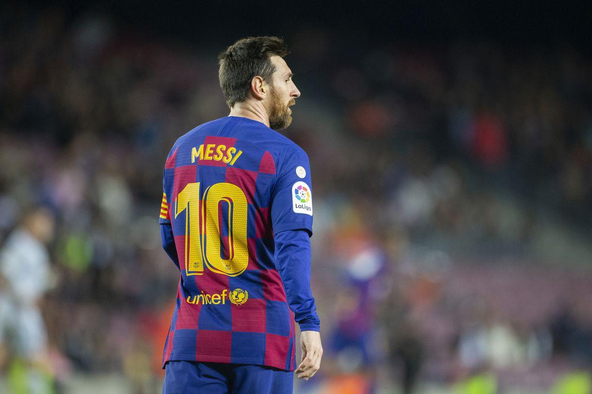 Лионель Месси, ФК Барселона 2020