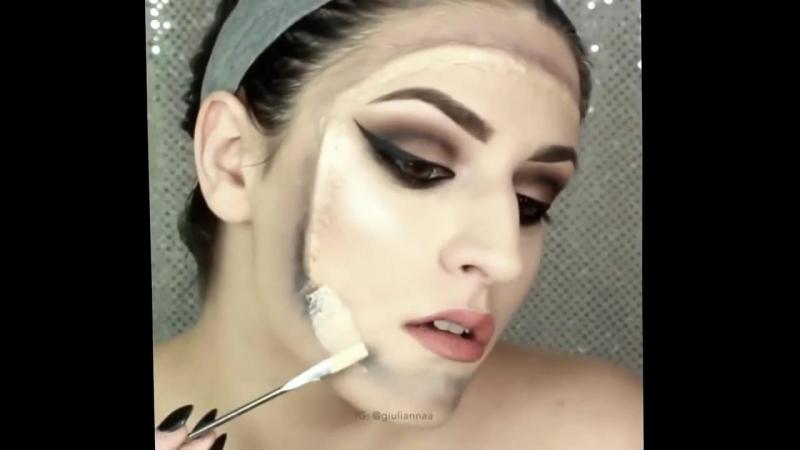 TOP 10 Melhores Maquiagens de HALLOWEEN 😮