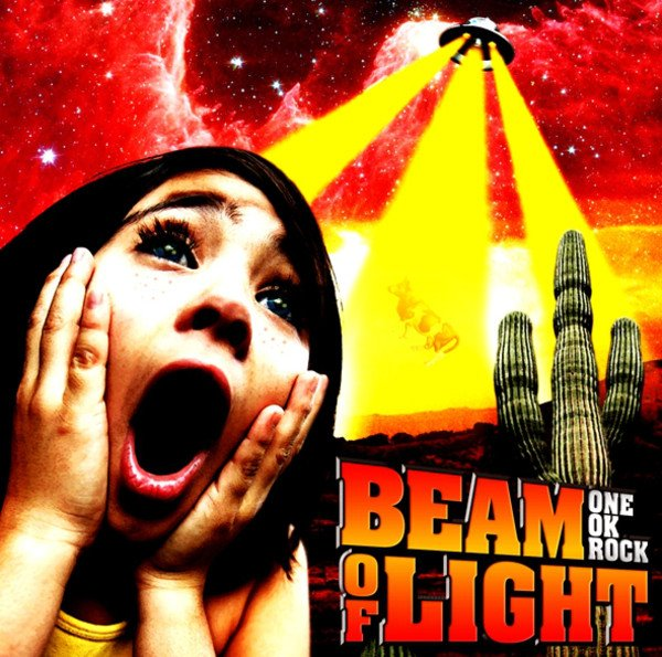 ONE OK ROCK album BEAM OF LIGHT