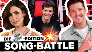 "Song Quiz Duell💥Die ""The Voice Kids""-Stars Alvaro Soler, Lena, Wincent Weiss & Co im Pop Hits-Battle"