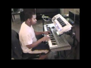 Neo Soul Solo on keys and Talkbox