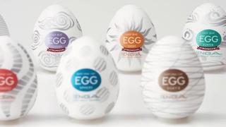 Tenga Egg Masturbator - Regular Strength |  - Only the Finest Vibrations!