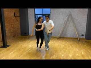 Salsa new-york (kemerovo). sergey & kseniya kocharyan