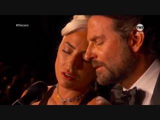 Lady Gaga & Bradley Cooper  - Shallow [Леди Гага и Бредли Купер - Звезда родилась / Оскар 2019]