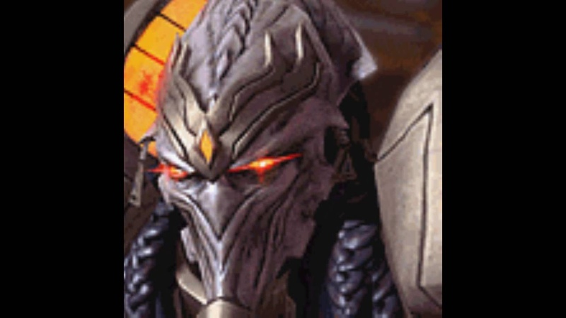 Khalani - All Unit Quotes Protoss Language - StarCraft II