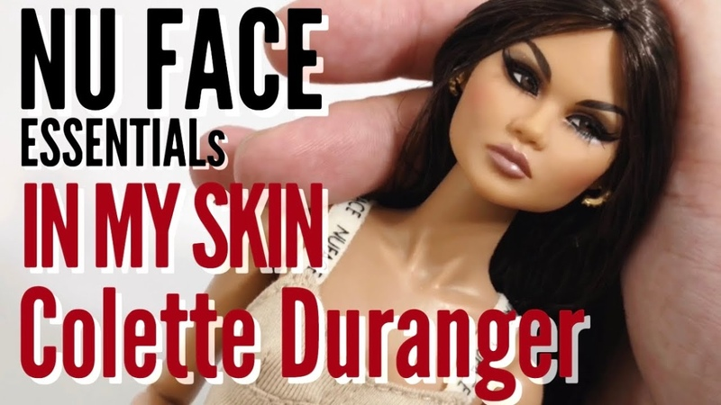 Intergrity Toys Fashion Royalty Nuface In My Skin Colette Duranger™ Close up Doll Review