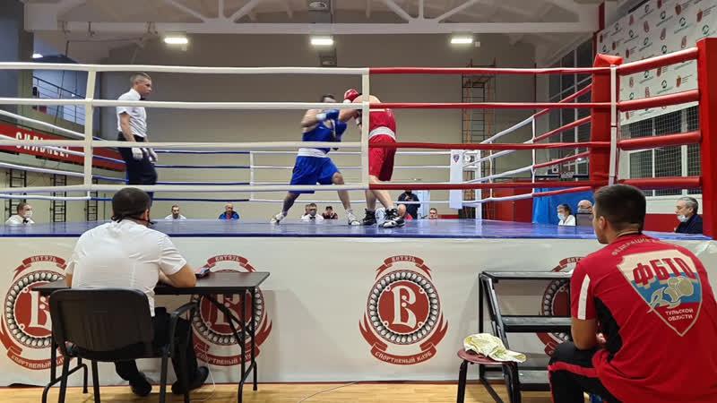 Бой в прямом эфире Георгий Кушиташвили и Андрей Батырев