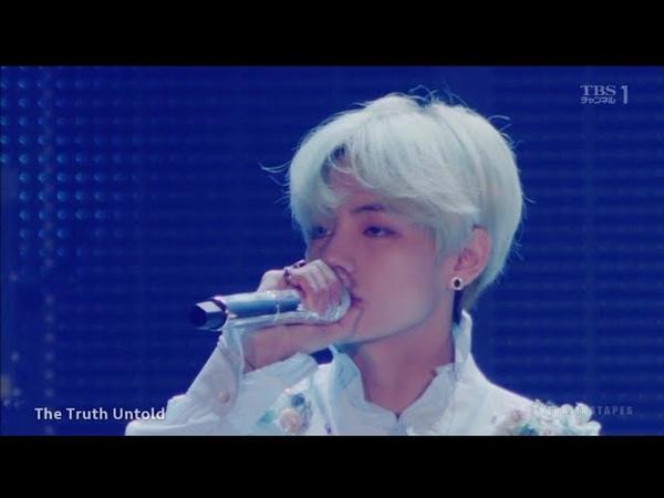BTS 방탄소년단 The Truth Untold Live Video