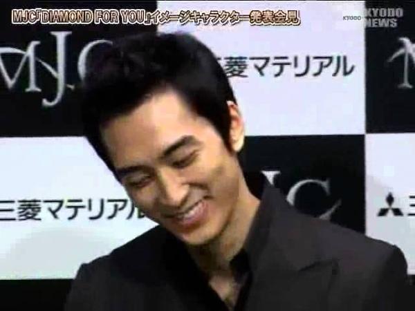 Song Seung Heon MJC Diamond for You - 9.6.2011 (1)