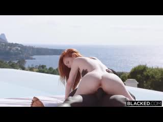 Ella hughes [all sex, hardcore, blowjob, black, artporn, redhead]