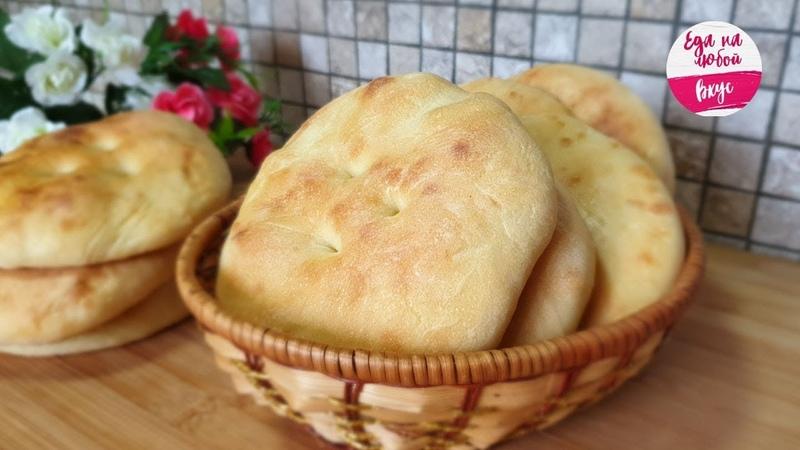 Когда лень идти за хлебом готовлю Лепешки Без дрожжей и лишней возни