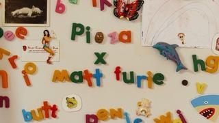 Pizza Skateboards X Matt Furie
