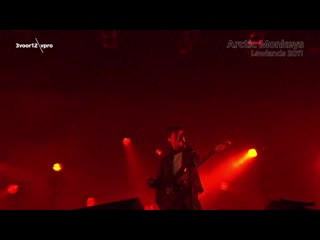 Arctic Monkeys - Live at festival Lowlands 2011