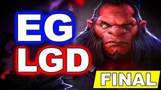 EG vs  - GRAND FINAL - WEPLAY ANIMAJOR DOTA 2