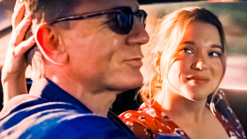 Не время умирать 💥 Русский трейлер 2 💥 Фильм 2020 Джеймс Бонд Агент 007