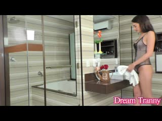 Mariana Lins-Has-A-Shower-Buddy2-720p