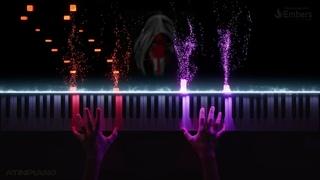 Star Wars: Darth Revan's Theme (Piano Cover) [4k]