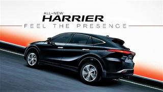 All New 2021 Toyota Harrier - Premium Compact SUV Interior & Exterior