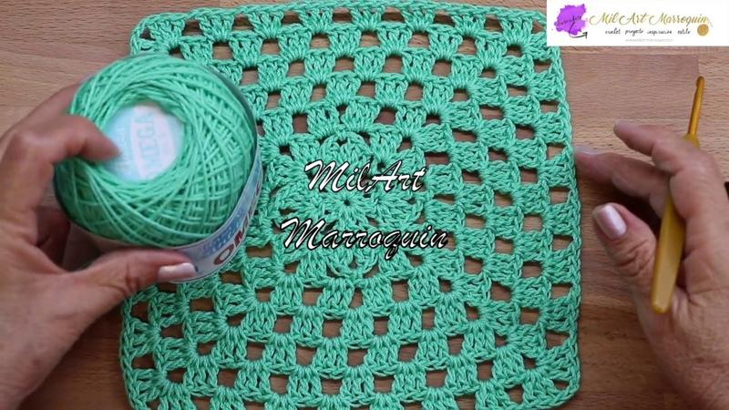 Blusa Crochet Talla Extra Grande paso a paso