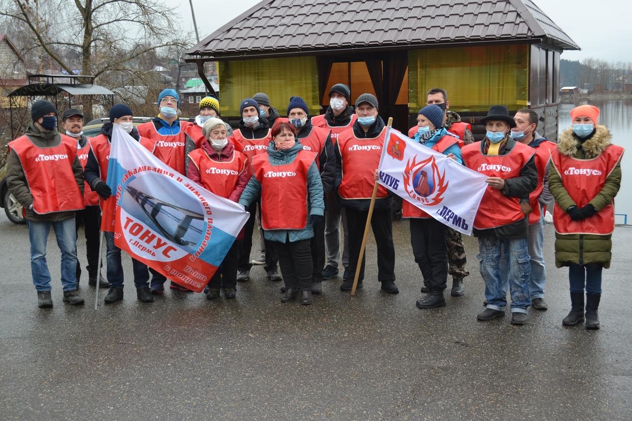 Открытый чемпионат Добрянского городского округа по зимнему плаванию