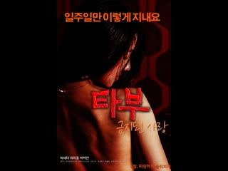 Табу. запретная любовь / taboo. forbidden love (2015)