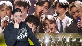BTS - Fix You (Coldplay Cover) | MTV Unplugged Reaction/Review