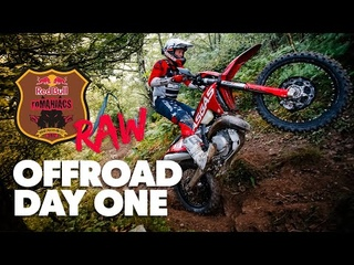 2021 Red Bull Romaniacs Offroad Day 1 - Raw Highlights