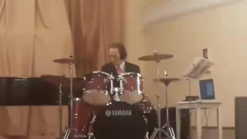 IGORrrAn@toliЧ4 DRUM - QUEEN - Bohemian Rhapsody (Drum cover)~2.mp4