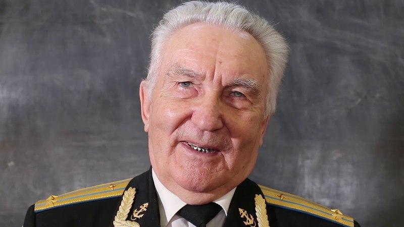 Дети войны Андреев Евгений Арсеньевич