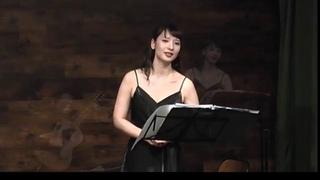 Flow, my tears by John Dowland Hirona Amemiya, soprano Akio Hasumi, Guitar