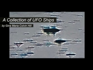 A Collection of UFO Ships