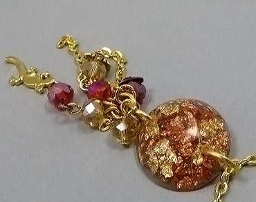 Изготовлении украшений из эпоксидной смолы, изображение №50