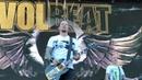 Volbeat The Devil's Bleeding Crown 3 tracks Tallinn. Estonia. 16.07.18 video: Alex Kornyshev