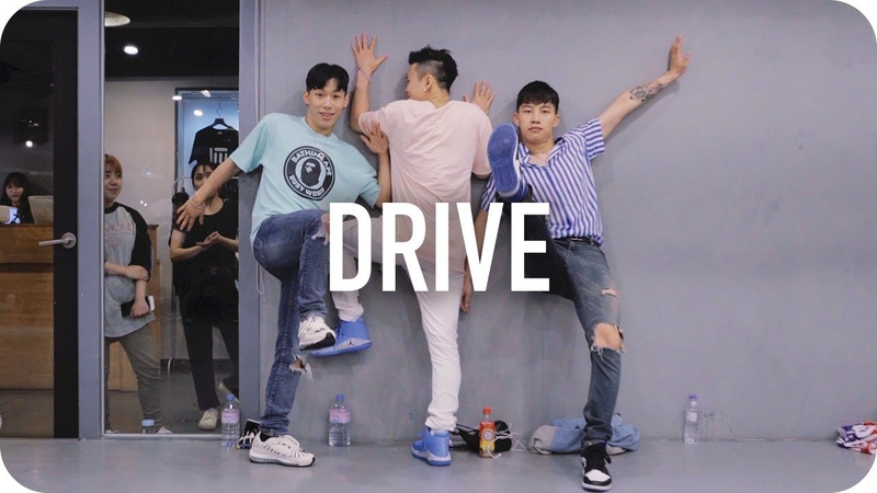 DRIVE Jay Park ft GRAY Austin Pak Choreography