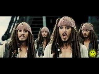 Captain Jack Sparrow in Davy Jone's locker: Multiple Jack 1080HD Part 1