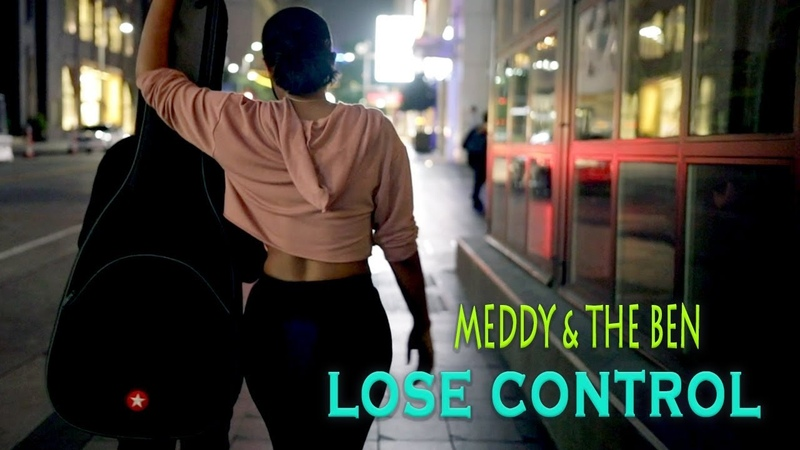 Meddy The Ben - Lose Control (Official Lyric Video)