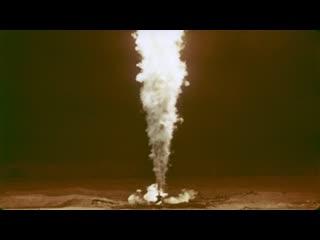 Тушение газового пожара ядерным взрывом (1966)