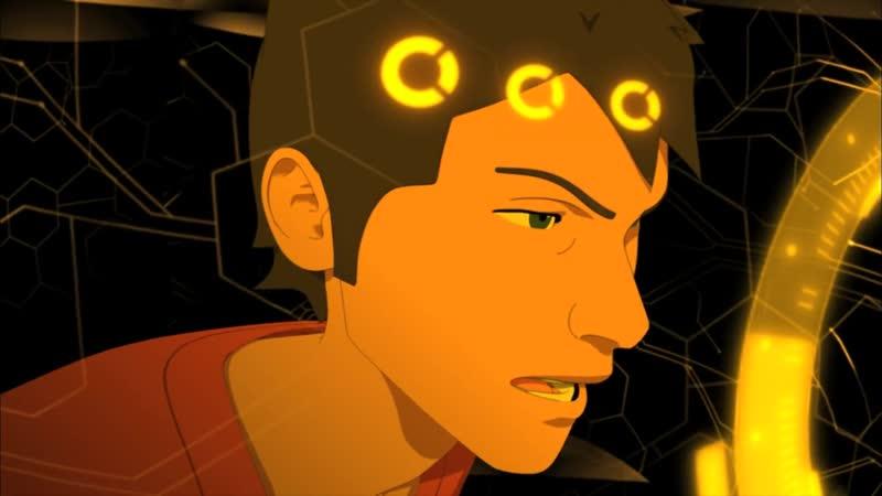 Железный Человек Приключения в Броне 1 Сезон 16 Серия Игры с Лазером
