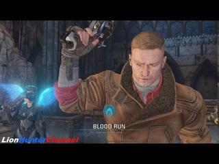 Quake Champions - КОМАНДНЫЙ БОЙ - BLOOD RUN [B.J. BLAZKOWICZ]