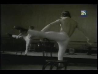 Jean Babilée & Rudolf Nureyev & Mikhail Baryshnikov (Le Jeune Homme et la Mort) Roland Petit