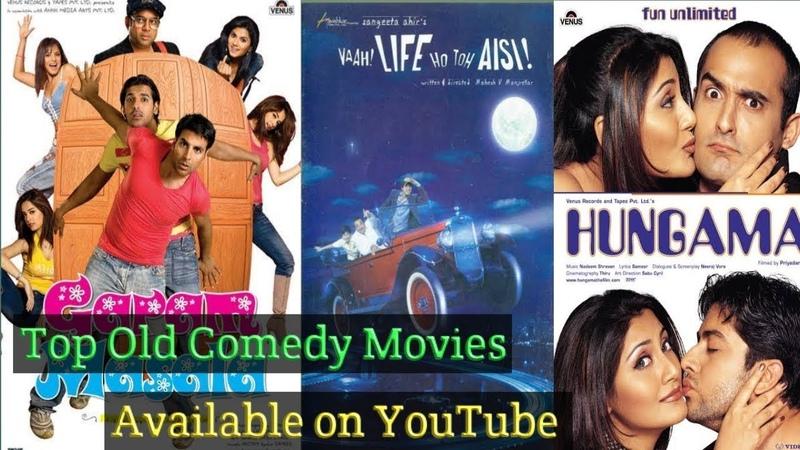 Top 5 Old Bollywood Comedy Movies Hungama Bhoothnath Hulchul