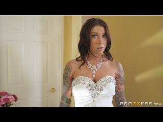 Bisexual Bride [Abigail Mac & Felicity Feline] (Milf, Lesbian, Dildo, Strap-on, Brazzers)