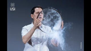 La lévitation quantique - Julien Bobroff, à l'USI