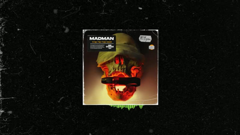 Evil Hip Hop Beat Fast Aggressive 808 Rap Beat Hard Trap Rap Beat Madman prod Bitodelnya