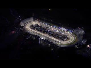 Chopper (blimp) camera - Martinsville - Round 11 - 2020 NASCAR Cup Series