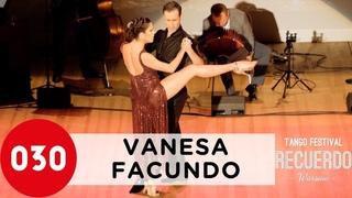 Vanesa Villalba and Facundo Pinero – Oblivion LIVE, Warsaw 2017 #VanesayFacundo