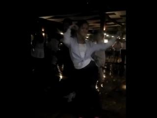 Оксана Яковлева Yaxana в Турции (танцы 2, лето 2017)